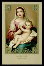 antica cartolina*MARIA MADRE DI DIO