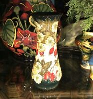 Moorcroft Hawthorne Limited Edition For Liberty Of London Nicola Slaney 1998
