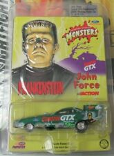 John Force Racing 2000 Frankenstein Ford Mustang Castrol GTX Funny Car NHRA Drag