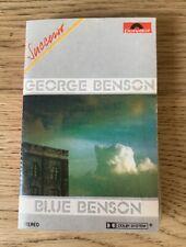 GEORGE BENSON - Blue Benson 1976 Polydor 3186 098 Made In Italy