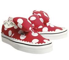 VANS X Disney Authentic Gore Minnie Mouse Bow Vn0a38etuj3 NWB DS Women's Sz 6
