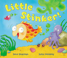 Little Stinker! by Steve Smallman, Joelle Dreidemy-9781848951358-F067