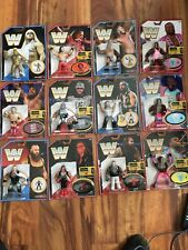 WWE Mattel Retro MOC Action Figures Lot 12 Brand New WOW Great Deal