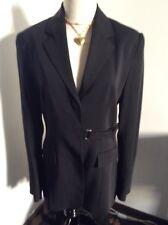 karen millen Black trouser suit size 10 great condition!