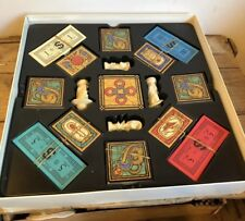 Wadjet Egyptian Board Game 1996 4 Player Archaeology 100% Complete Timbuk II
