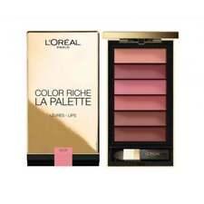 Loreal Color Riche La Palette Lipstick Nude