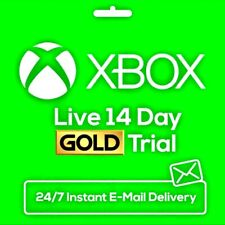 XBOX ONE LIVE ONLY Gold 14 DayS 2 WEEKS Membership INSTANT EMAIL DISPATCH 24/7