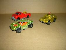 Konvolut Nr. 169 MATCHBOX-Lesney Snorkel Fire Engine,Baja Buggy,Stoat