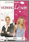 DVD ZONE 2--WORKING LOVE--HEIGL/DURBIN/HERST --NEUF