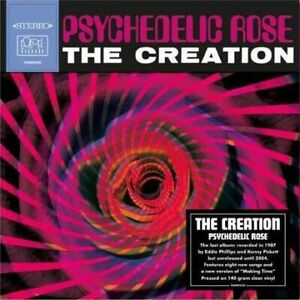 The Creation - Psychedelic Rose (Clear Vinyl) VINYL LP