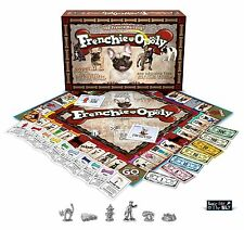Frenchie-Opoly (FrenchieOpoly) A French Bulldog Themed Monopoly Game NEW in BOX