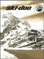 2011-2012 Ski-Doo Rev XU ( Scandic Expedition 600 1200 ) Service Manual on a CD