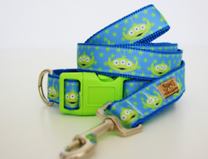 Alien Toy Story Disney Dog Collar and Lead