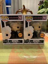 Funko POP! Zoolander - Mugatu with Dog Chase #702 - Chase Variant