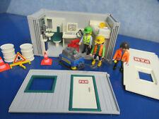 3260 construcción contenedores figuen obra oficina a 3262 Playmobil 2084