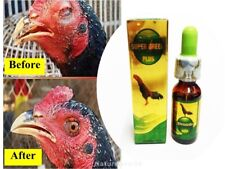 SUPER GREEN PLUS  ANTIBIOTIC FOR PREVENTION AND TREATMENT 10 CC. Chicken Rooster