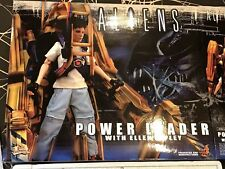 HOT TOYS 1/6 ALIENS MMS39 POWER LOADER WITH ELLEN RIPLEY MASTERPIECE FIGURE