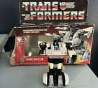 Vintage G1 Transformers Jazz with Box