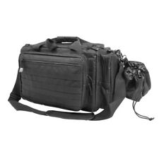 NcStar CVCRB2950B Tactical Competition Pistol Range Gun Carry Case Bag - Black
