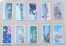 LYONS Tea Cards (Complete 48/48) Australia 1959