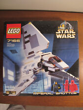 LEGO Star Wars Imperial Shuttle (7166) NEW IN SEALED BOX