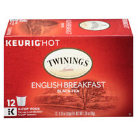 Twinings English Breakfast K-Cups - 12 count
