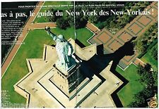 Coupure de presse Clipping 1989 (13 pages) New York