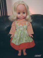 Vintage 1960's/70's SALLY Happy Talk N' Walk Doll