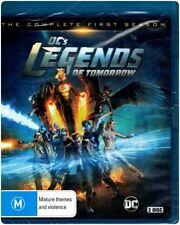 "DC Comics ""LEGENDS OF TOMORROW : Season 1"" Blu-ray, 2-Disc Set - Region [B] NEW"