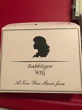 Rabbitgoo Wig Color DTJF015 Medium Brown