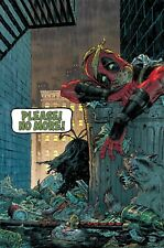 DESPICABLE DEADPOOL #300 1:25 Tony Moore Variant Comic Book Marvel NM