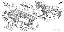 Assembly Passenger Kit NH167L (Graphite Black) fits Honda Accord 06780-SDA-A30ZA