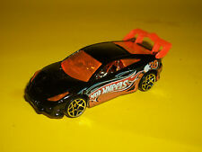 HOTWHEELS BLACK TOYOTA CELICA MADE IN MALAYSIA