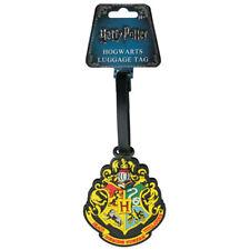 Harry Potter - Hogwarts Logo Luggage Tag NEW