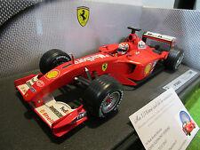 """F1 FERRARI F2001 #1 SCHUMACHER """" MALBORO """" au 1/18 de HOT WHEELS 50202 formule 1"""