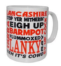 Lancashire Dialect Mug