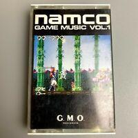 NAMCO Game Music VOL.1 Soundtrack genpei toumaden etc. Retro NES Cassette Tape