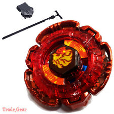 Fusion Beyblade Masters Metal FANG LEONE W105R TRENDY w/ Power Launcher