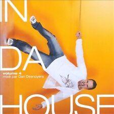 Dan Desnoyers In Da House Vol.4 CD