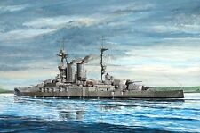 Trumpeter 05780 1/700 HMS Batleship Warspite 1915
