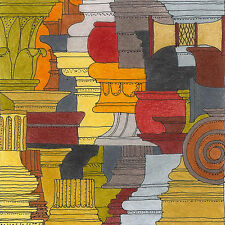 Limited Edition Art Print on Canvas 'COLUMNS' Artist signed & numbered picture