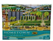 Hometown collection 1000 piece puzzle Union Square by Heronim