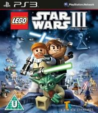 LEGO Star Wars III: The Clone Wars (PS3) VideoGames