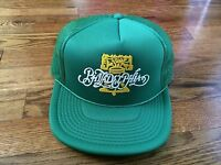 Vintage Philladelphia Liberty Bell Trucker Cap Hat Mesh Snapback