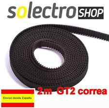 CORREA GT2 2m  6mm   BELT IMPRESORA 3D PRINTER REPRAP I0006