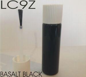 LC9Z PORSCHE BASALT BLACK METALLIC TOUCH UP PAINT 911 BOXTER 918 CARRERA LC9Z