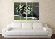 Large Kawasaki Ninja Race Bike Superbike Moto GP Wall Poster Art Picture Print