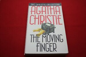 Agatha Christie The Moving Finger printed 1990
