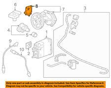 GM OEM Emission-Vacuum Pump Gasket 12639010