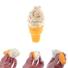Ice Cream Squishy Jumbo Slow Rising Phone Straps Scented Charm Kid Funny Toy GL